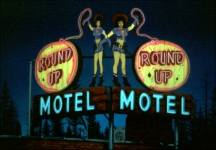 Round-Up Motel - click on the image to enlarge it.