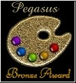 Pegasus Bronze Web Award