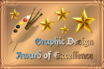 Graphic Design Award of Excellence